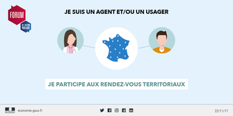 Usagers, agents publics, participez à la transformation de l'action publique !